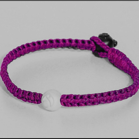 Lokai Jewelry - NWT! Lokai Single Wrap Fuchsia bracelet